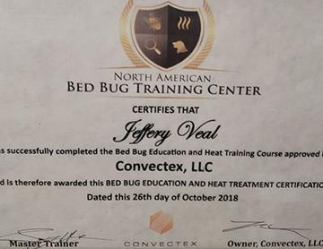 Jeff Certification